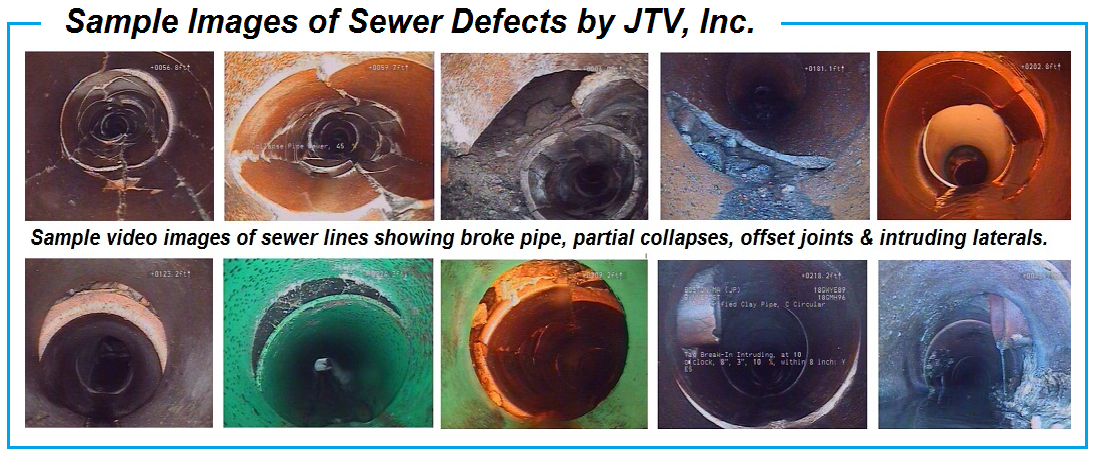 Cctv Sewer Inspection Closed Circuit Television Cctv